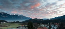 Innsbruck am Morgen