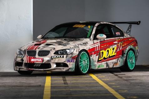 DOTZ BMW E92 DD1 - Phase III