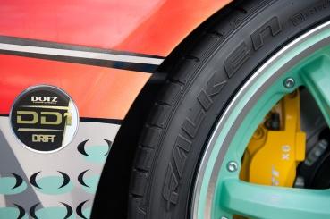 DOTZ BMW E92 DD1 - Partner Falken High Performance Tires
