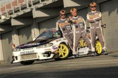 Dotz shooting @ Slovakiaring - Guest Team Rider Hibino - Nissan S15