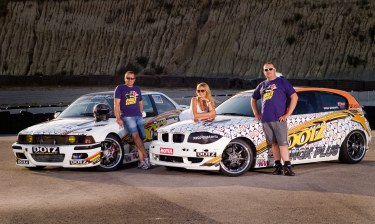 Dotz Team Drift Italy @ Spain & lovely Dotz Girl Julia
