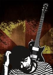 Poster-guitar hero